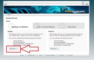 cPanel-Backup-Wizard-Wordpress-Hack-Recovery-BITBA-Network